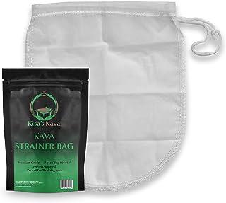 Kisa's Kava - Premium Grade Traditional Kava Strainer Bag