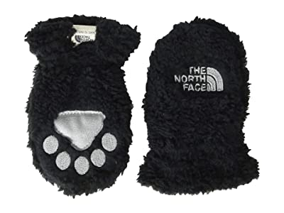 The North Face Kids Bear Mitt (Infant) (TNF Black) Extreme Cold Weather Gloves