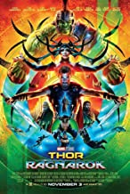 Lweike Thor Rag-na-rok - Ma-rvel Movie Poster (24 x 36 inches)