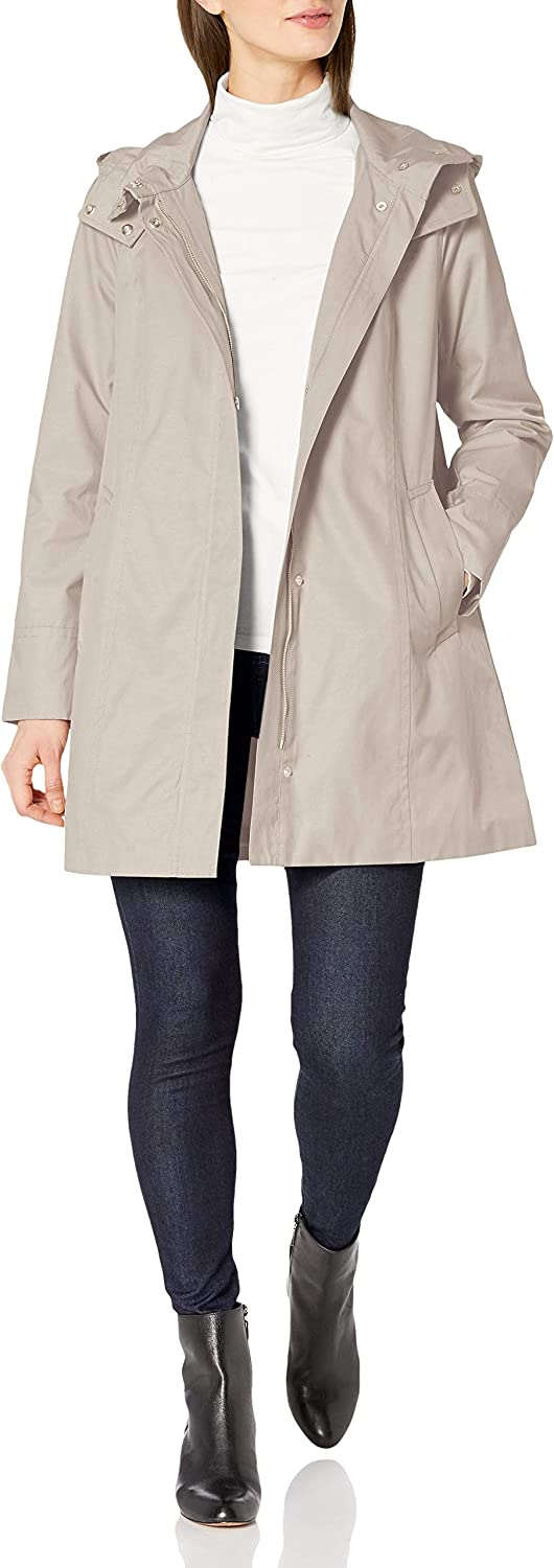 Cole Haan Women's Trenchcoat Fort Boston Mall Worth Mall Hooded