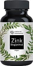 Zink 25mg - 365 Tabletten - Premium: Zink-Bisglycinat (Zink-Chelat) von Albion® - Laborgeprüft, hochdosiert