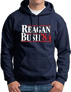 Reagan Bush 84 Hoodie