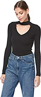 Bershka Blouses For Women, Black XS