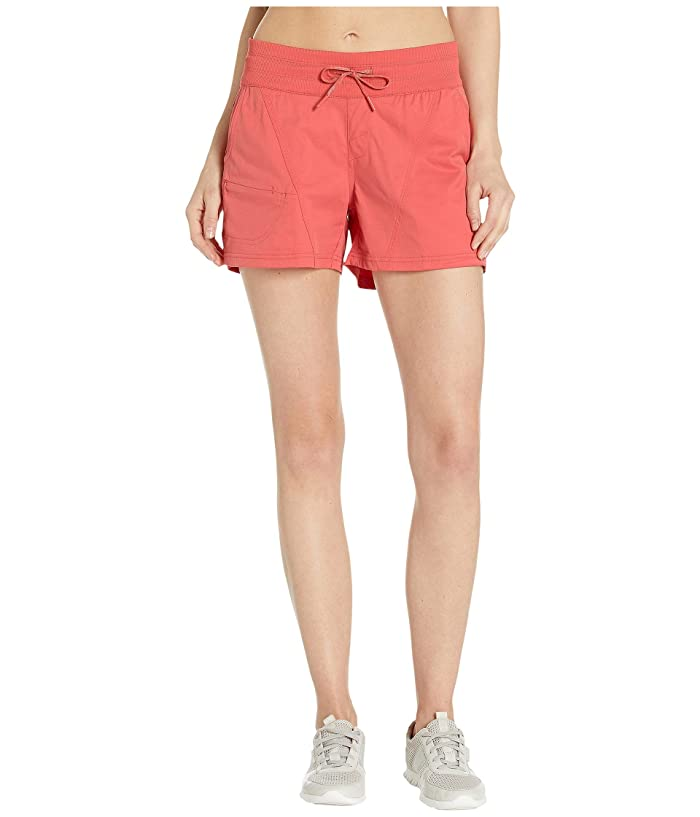 The North Face  Aphrodite 2.0 Shorts (Spiced Coral) Womens Shorts