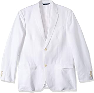 Best white linen jacket size 20 Reviews