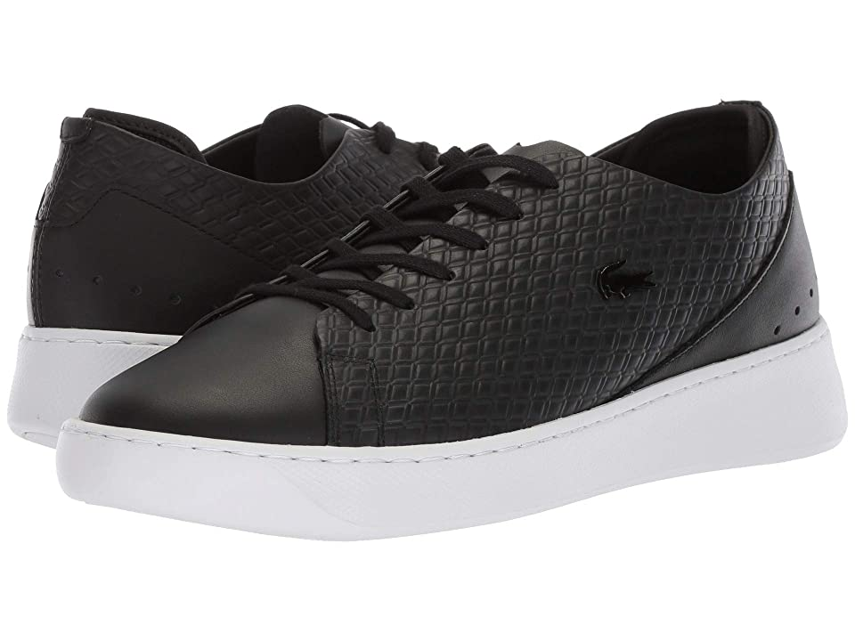 Lacoste Eyyla 418 1 (Black/White) Women