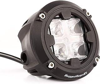 Rugged Ridge 15209.31 Light Kit, 3.5 inch Round, Combo High/Low Beam
