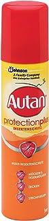 Autan Protection Plus Spray - Protección contra mosquitos, moscas y garrapatas, 1 unidad (100 ml)
