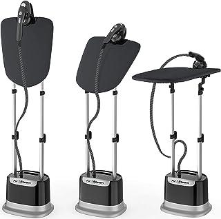 Professional Series Garment Steamer Accessories for Clothes Dual-Pro Iron, 1800 Watt..