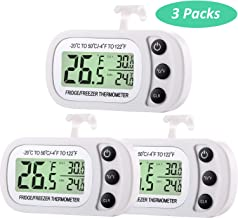 Termómetro Digital de Refrigerador y Congelador Termómetro