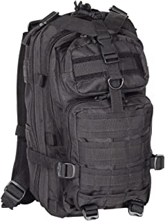 Elite First Aid Fully Stocked Tactical Trauma Backpack