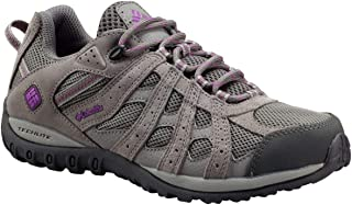Women's Redmond Waterproof Low Hiking Shoe, Advanced Traction Technology