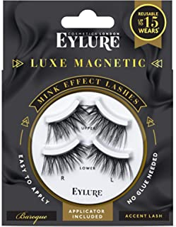 Eylure Magnetic Lashes Baroque Accent