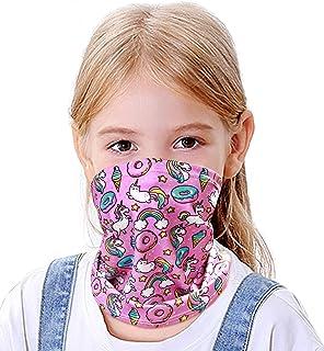 Kids Face Mask Neck Gaiter Cooling Kids Face Scarf Mask...