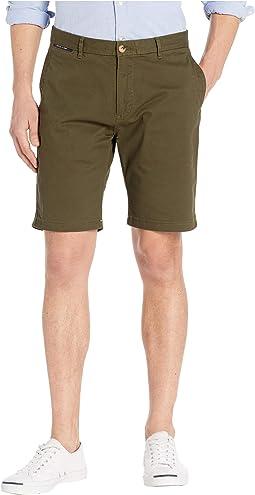 Classic Cotton/Elastane Chino Shorts