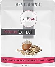 Premium Oat Fiber, Ultra Finely Ground, Non GMO, Vegan, Gluten Free, OU Kosher and Keto Friendly, Made in the USA 2 Pounds