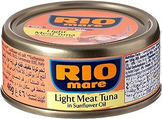 Rio Mare Light Meat Tuna in SFO 70g×3