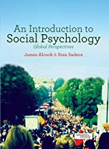 Best an introduction to social psychology global perspectives Reviews