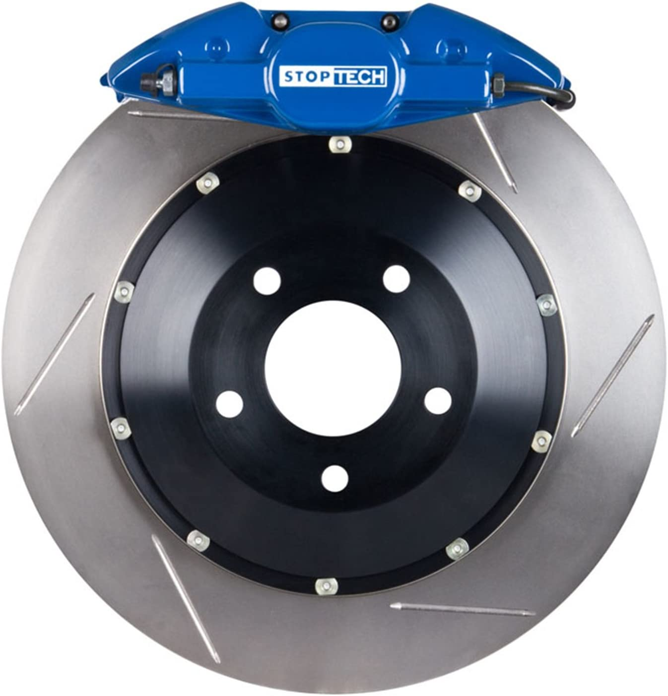 StopTech Max 53% OFF 83.135.002G.21 Big Brake Rotor Kit depot Rear P 1 Piece 2