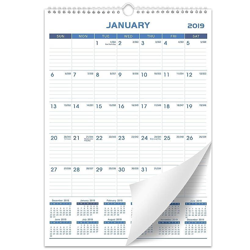 2019 Wall Calendar - Calendar Planner 2019,15.3