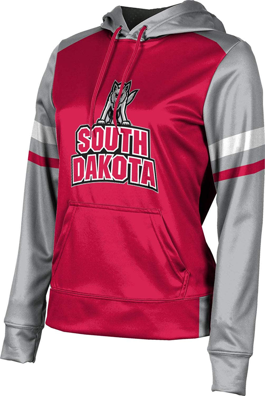 University of South Dakota Girls' Hoodie Superior Spirit School Pullover New Shipping Free Shipping