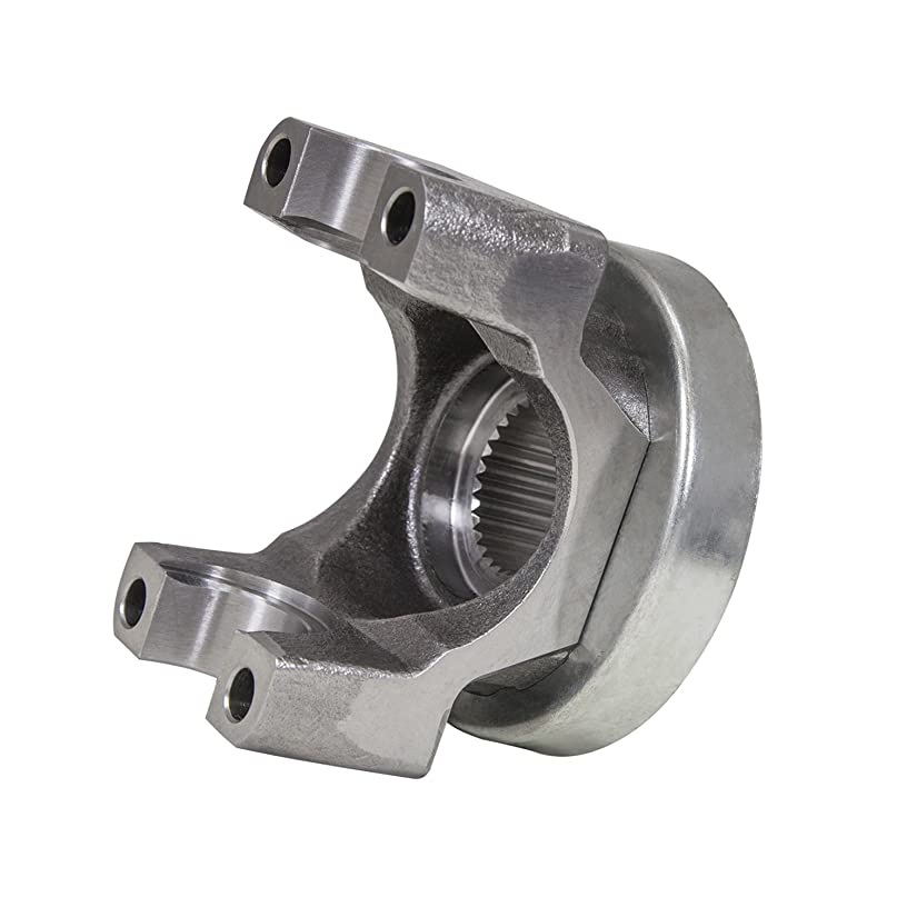 Yukon Gear & Axle (YY GM12470387) Yoke for GM 8.5/8.6 Differential GM (mech 3R) with a U/joint size and triple lip design. 2.556