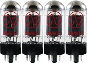 JJ Electronics Amplifier Tube (T-6V6-S-JJ-MQ)