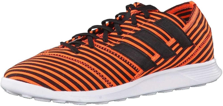 Amazon.com | adidas Men's Nemeziz 17.4 Tr Soccer Shoes, Solar ...