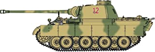 Dragon Models SD.KFZ. 171 Panther D Late Production Building Kit, 1/72-Scale