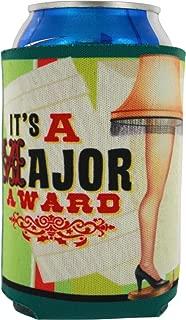 A Christmas Story Leg Lamp Major Award Can Holder