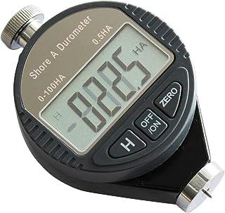 HFS (R) - Medidor de dureza portátil para caucho, neumático, plástico, plástico térmico, piso, bola de bolos con pantalla ...