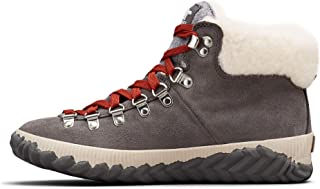 Sorel - Women's Out 'N About Plus Conquest Waterproof Suede Boot