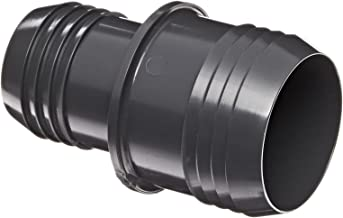 Spears 1429 Series PVC Tube Fitting, Coupling, Schedule 40, Gray, 2