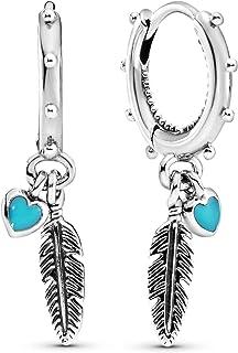 comprar comparacion Pandora Pendientes de hilo Mujer plata - 297205EN168