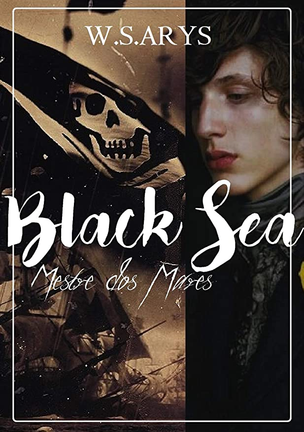 豪華な汚いコンドームBLACK SEA: Mestre dos Mares (Portuguese Edition)