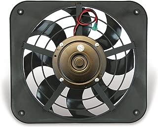Flex-a-lite 133 Lo-Profile S-Blade Electric Pusher Fan