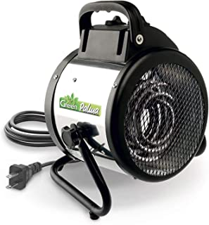 Bio Green PAL 2.0/US Palma BioGreen Basic Electric Fan Heater for Greenhouses, 2 Year Warrenty