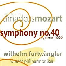 Mozart: Symphony No. 40 in G Minor, K. 550