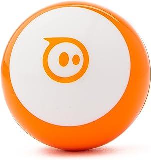 Sphero Mini 知育 / STEM / おもちゃ / スマ ートトイ / プログラミングできるロボティックボール オレンジ 【日本正規代理店品】 M001OAS