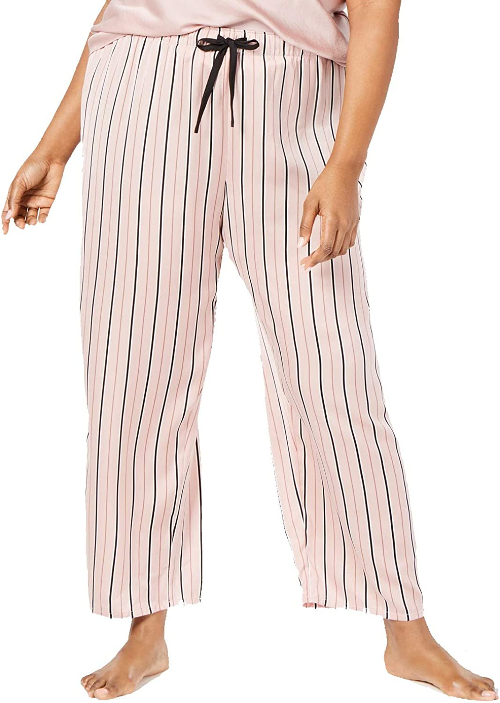 INC International Concepts Plus Size Pajama Lounge Pants