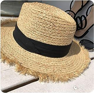 336f11c03 Sunhat Raffia Hat Female Summer Sun Shade Beach Visor Cap Women Breathable Hats  Outdoor Cool Caps