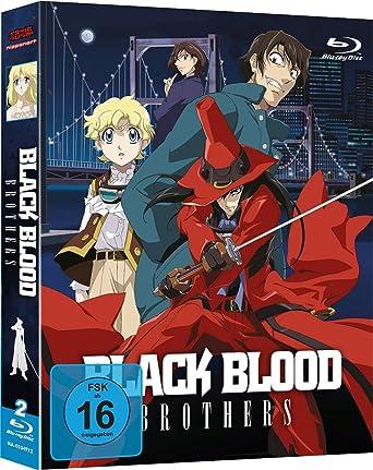 Black Blood Brothers - Gesamtausgabe - [Blu-ray]