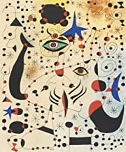 Berkin Arts Joan Miro Giclee Canvas Print Paintings Poster Reproduction(Constellations 2) #XFB