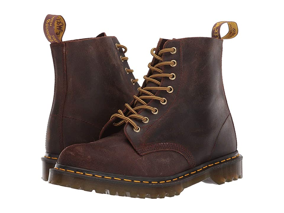 Dr. Martens 1460 Made In England (Mid Brown) Boots