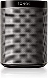 Sonos PLAY:1 无线局域网音乐扬声器 黑色