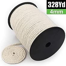 macrame cord sizes