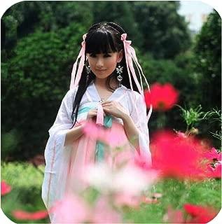 Costume Hanfu Dresses Traditional Women Beautiful Dance Costumes Cotton Dress