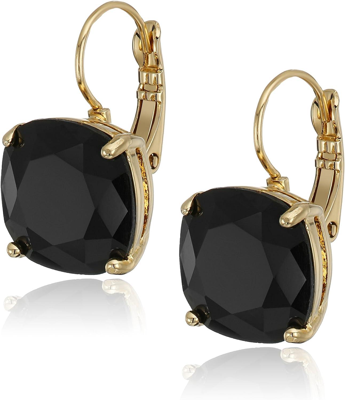 kate spade new york Kate Spade Earrings Small Square Leverback Earrings
