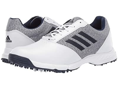 adidas Golf Tech Response (White/Silver Metallic/Indigo) Women