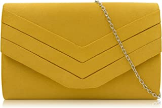 official site unequal in performance exclusive shoes Amazon.com: Yellows - Evening Bags / Clutches & Evening Bags ...